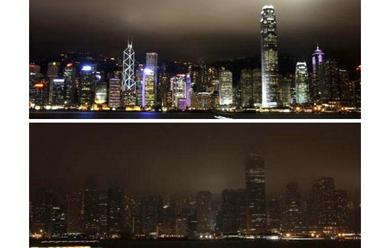 negative effects of earth hour